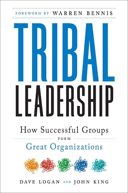 tribal leadership dave logan and john king